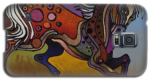 Prancer Galaxy S5 Case by Bob Coonts