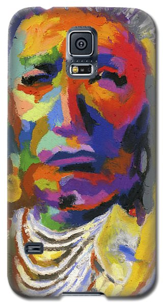 Proud Native American II Galaxy S5 Case