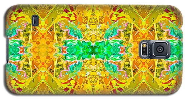 Galaxy S5 Case featuring the photograph Psychedelic Diamond by  Onyonet  Photo Studios