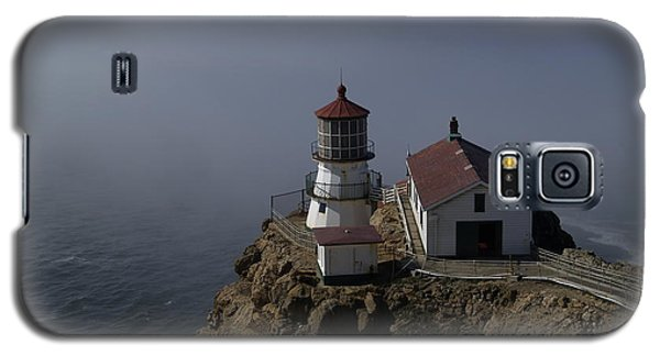 Pt Reyes Lighthouse Galaxy S5 Case by Bill Gallagher