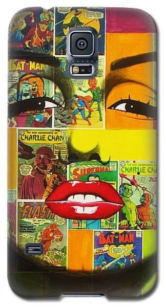 Pulp Marilyn Galaxy S5 Case by Joseph Sonday