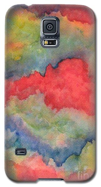 Rainbow Mountains Galaxy S5 Case