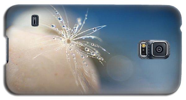 Raindrops Galaxy S5 Case by Eden Baed