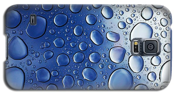 Raindrops Galaxy S5 Case by Richard Stephen
