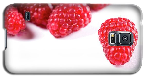 Raspberries Galaxy S5 Case by Aberration Films Ltd