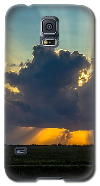 Rays From The Clouds Galaxy S5 Case