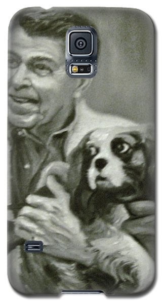 Reagan And Rex Galaxy S5 Case