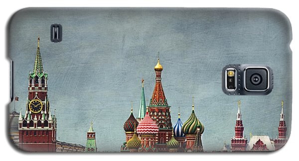 Red Square Moscow Galaxy S5 Case