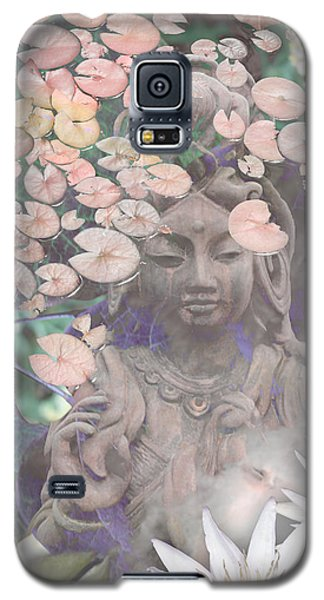 Garden Galaxy S5 Case - Reflections by Christopher Beikmann