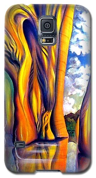Release- I Am Born Again Galaxy S5 Case