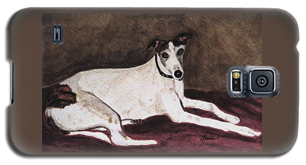 Resting Gracefully Galaxy S5 Case by Angela Davies