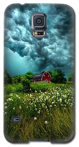 Riding The Storm Out Galaxy S5 Case