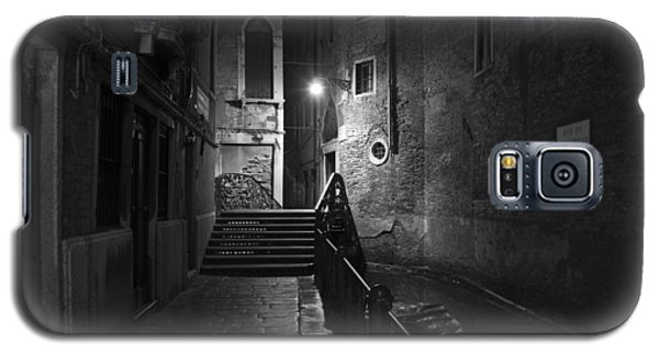 Galaxy S5 Case featuring the photograph Rio De San Maurizio by Marion Galt