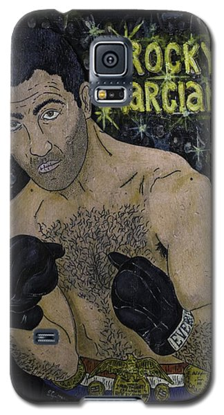 Rocky Marciano Galaxy S5 Case by Eric Cunningham