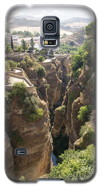 Ronda Galaxy S5 Case by Christian Zesewitz