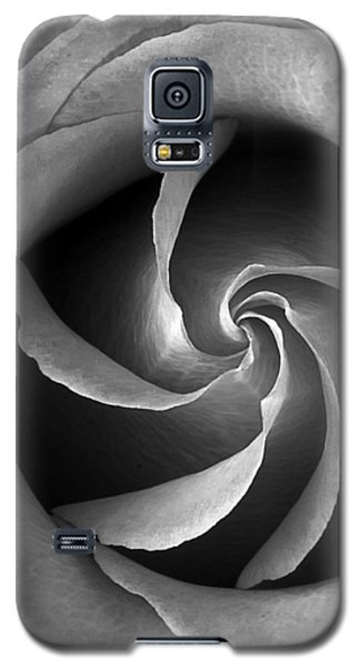 Rose Center Galaxy S5 Case