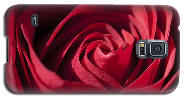 Rose Red Galaxy S5 Case