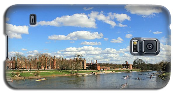 Rowing On The Thames At Hampton Court Galaxy S5 Case