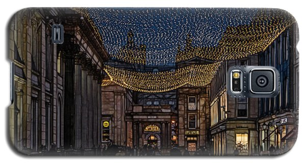 Royal Exchange Square Glasgow Galaxy S5 Case