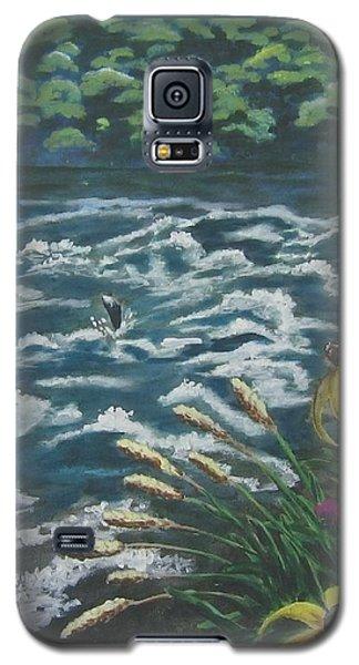 Rushing Water Galaxy S5 Case