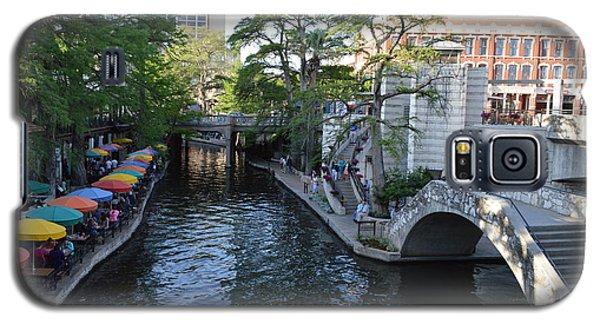 Sa River Walk 2 Galaxy S5 Case by Shawn Marlow