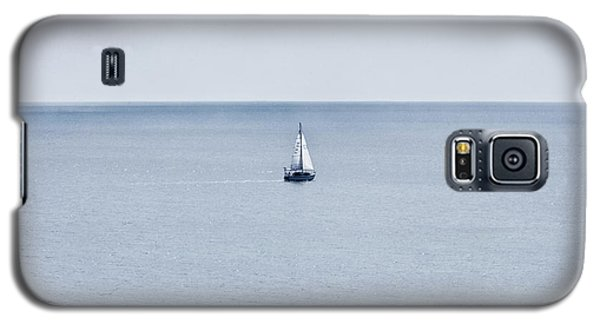 Galaxy S5 Case featuring the photograph Sail Away by Zoe Ferrie