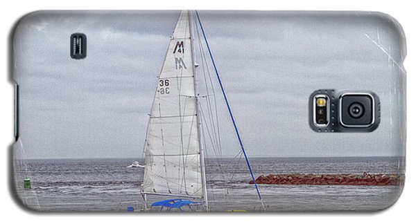 Sailing Galaxy S5 Case by Constantine Gregory