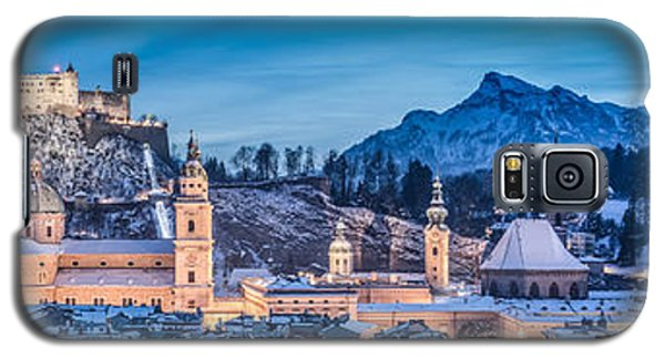 Salzburg Winter Romance Galaxy S5 Case