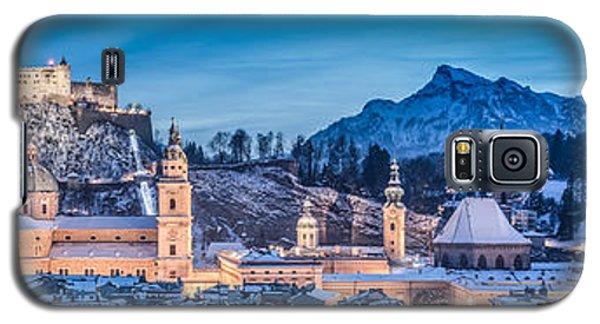 Salzburg Winter Romance Galaxy S5 Case by JR Photography