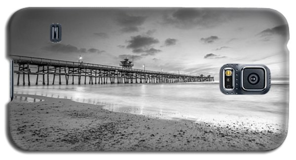 San Clemente Pier Galaxy S5 Case by Robert  Aycock