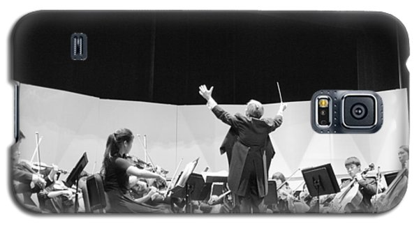 Galaxy S5 Case featuring the photograph San Diego Youth Symphony by Hugh Smith