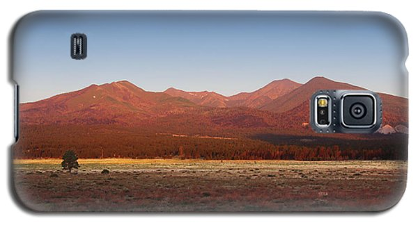 San Francisco Peaks Sunrise Galaxy S5 Case