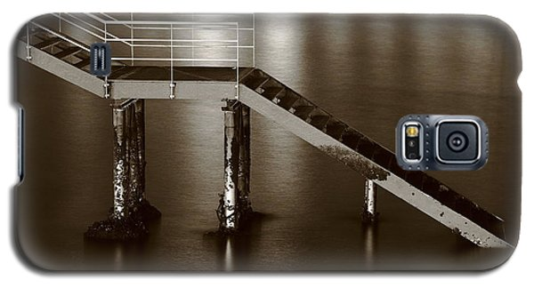 Galaxy S5 Case featuring the photograph San Sebastian by Mariusz Czajkowski