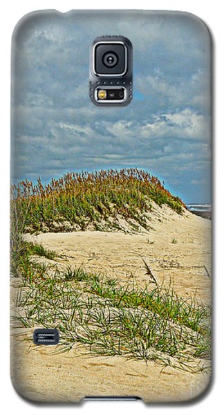 Sand Dunes Galaxy S5 Case by Eve Spring
