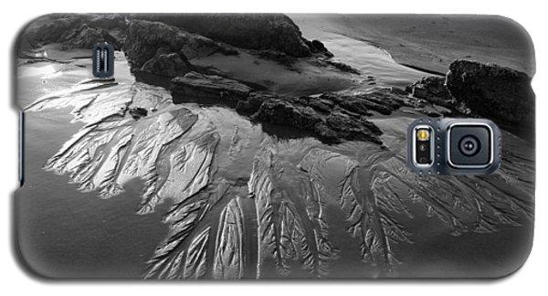 Sand Traces Galaxy S5 Case