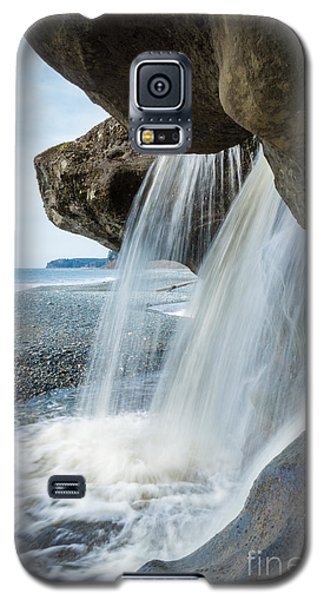 Sandcut Beach Galaxy S5 Case