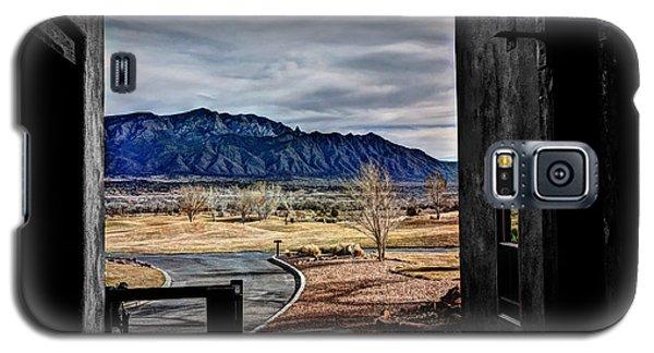 Sandia Mountains Galaxy S5 Case by Deborah Klubertanz