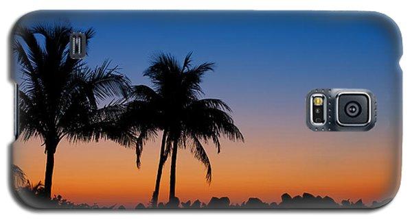 Sanibel Island Florida Sunset Galaxy S5 Case