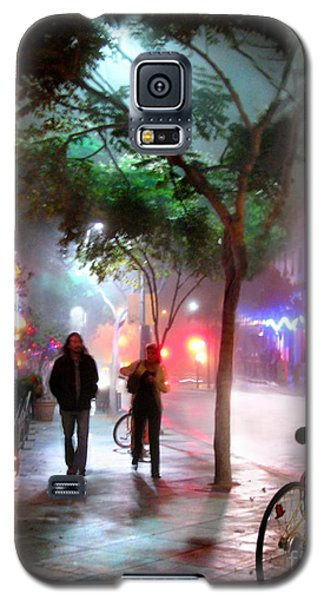 Santa Monica Secrets Galaxy S5 Case by Jennie Breeze