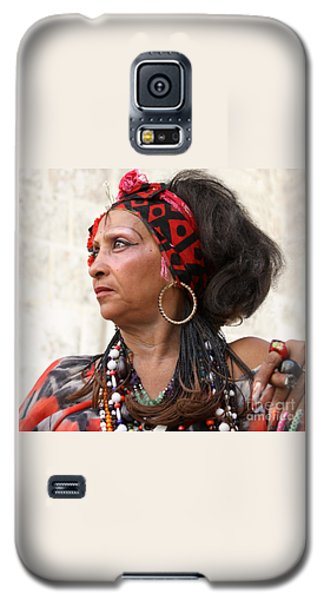 Santeria Woman Galaxy S5 Case