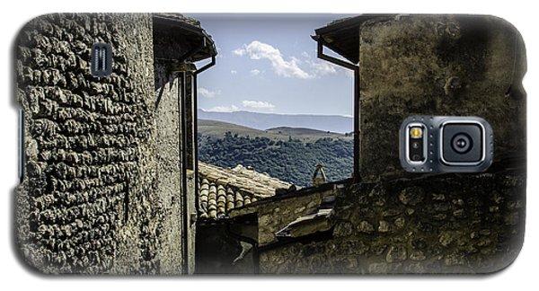 Santo Stefano Di Sessanio - Italy  Galaxy S5 Case by Andrea Mazzocchetti