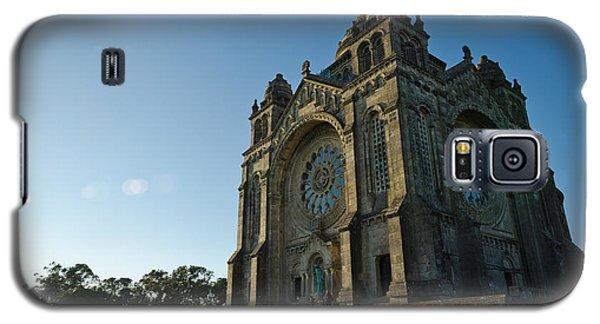 Santuario Do Sagrado Coracao De Jesus Galaxy S5 Case