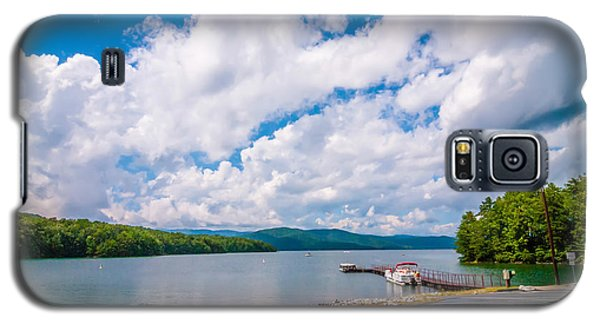 Scenery Around Lake Jocasse Gorge Galaxy S5 Case