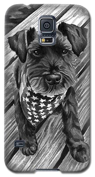 Ragnar Black Dog Galaxy S5 Case