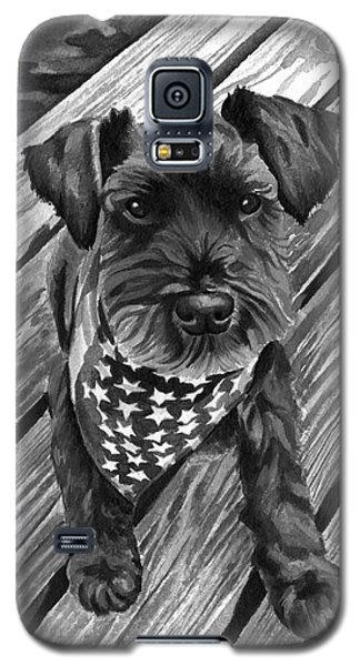 Ragnar Black Dog Galaxy S5 Case
