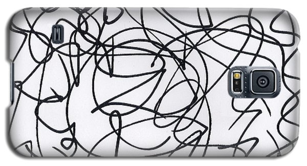 Scribble For 'eavesdropping' Galaxy S5 Case