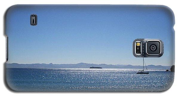 Sea In Tarifa Galaxy S5 Case