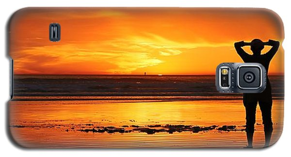 Seaside Reflections  Galaxy S5 Case