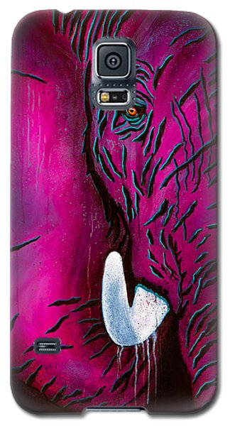 Seeing Pink Elephants Galaxy S5 Case