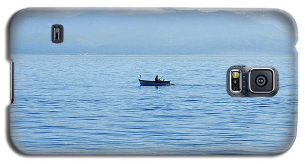 Serenity Galaxy S5 Case by Marilyn Wilson